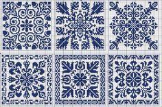 Reminds me of Turkish tiles