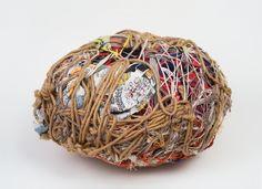 L'art de la pelote de Judith Scott - La boite verte