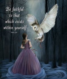 ✯ Be Faithful to that which Exist Within Yourself ✯