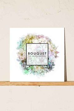 Slide View: The Chainsmokers - Bouquet EP The Chainsmokers Bouquet, Andrew Taggart, Vinyl Poster, Water Bed, White Vinyl, Edm, Vinyl Records, Urban Outfitters, Indie