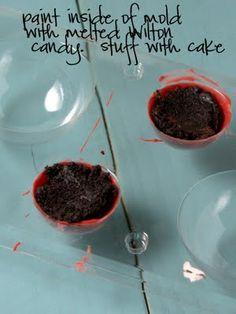 Chasing Some Blue Sky: Ladybug Cake Pops