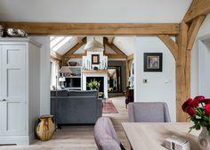 Border Oak - Single Storey kitchen/sitting room