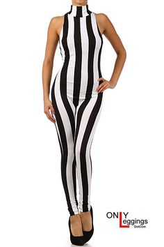 Aphrodite Wide Stripe Jumpsuit