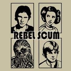 Rebel Scum Criado por Christy Tortland