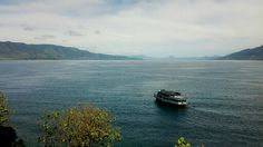Toba Lake, North Sumatra, Indonesia
