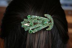 #hairdo #hairlook #handmade #madeinitaly #original #accessory #hairclip