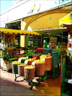 Savons des Citrons - citrus soaps in Menton, French Riviera by CHRIS230***, via Flickr