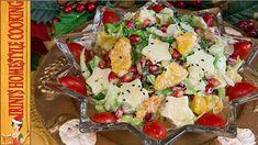 πρωτότυπες γιορτινέςσαλάτες - YouTube Potato Salad, Potatoes, House Styles, Cooking, Ethnic Recipes, Youtube, Food, Food Food, Kitchen