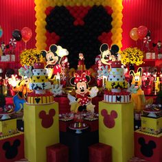 The Mickey cake