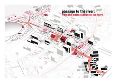First Prize Winner ! Making urbanity through Passages in the reappropriated Shanghai Expo Site Architecture Mapping, Architecture Collage, Architecture Graphics, Architecture Portfolio, Urban Mapping, Urban Analysis, Site Analysis, City Drawing, Collage Illustration