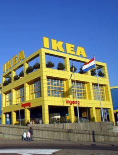 Apparently we've been pronouncing Ikea incorrectly
