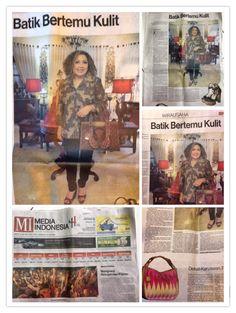 MEDIA INDONESIA Newspaper Saturday, 12 July 2014 Proud as PRibuMI...®
