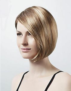 Uneven layers Layered Bob hairstyles 2014