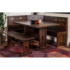 Santa Fe Table in Dark Chocolate (Table Only)