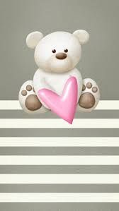 146 Best Teddy Bear Wallpaper Images Bear Cookies Decorated