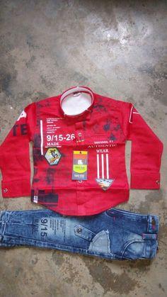 Kids Wear Boys, Kids Frocks Design, Concrete Crafts, Kids Suits, Frock Design, Summer Boy, Boys Shirts, Printed Tees, Shirt Designs