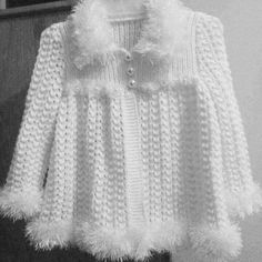 Baby Knitting Patterns, Diy And Crafts, Embroidery, Crochet, Sweaters, Women, Create, Fashion, Knit Jacket