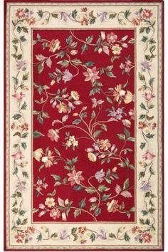 Floral Vine Area Rug - Area Rug - Floor Coverings   HomeDecorators.com