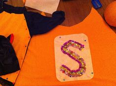 "I added orange cotton terry to a store bought cat costume, and I made the cape (""S"" for ""Super"") Cat Costumes, Halloween Costumes, Super Cat, Buy A Cat, Diy Projects, Cape, Cotton, Blog, Stuff To Buy"