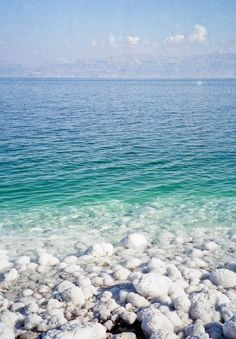 Dead Sea, Israel. Lowest point of the earth. Your ears literally pop on the way down. The water is so dense that you float. Simply amazing and therapeutic.