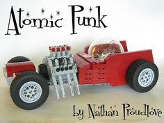 Atomicpunk   by Proudlove