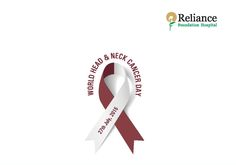 World Head and Neck Cancer Day on 27th July, 2015 Event Schedule at Sir H. N. Reliance Foundation Hospital and Research Centre  The incidence of Head and Neck cancer is very high in India. In the pictures below you can read about causes, symptoms and prevention of Head and Neck cancer. Share to spread awareness #WorldHeadandNeckCancerDay #RespectForLife @ RFHospital.Org