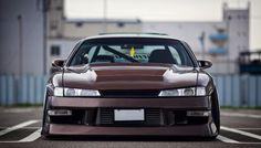 Nissan S14 Silvia #stance