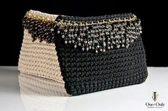 New Cheap Bags. The place where construction meets design, beaded crochet is the act of using beads to embellish crocheted items. Crochet is derived from the French for fabulous fashion one amp only bags collectionThis post was discovered by Е Crochet Backpack Pattern, Crochet Clutch Bags, Crochet Rug Patterns, Crochet Handbags, Crochet Purses, Crochet Case, Bead Crochet, Metallic Clutch Bag, Diy Bags Purses