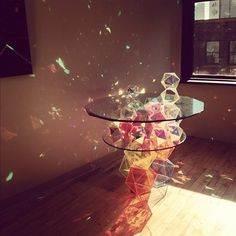 Piccsy :: Moon83: Sparkle Palace Cocktail Table ByJohn Foster Portfolio...