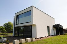 Woning H-M [Heist Op Den Berg]   Concrete House