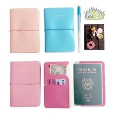 Luggage & Bags Coin Purses & Holders Symbol Of The Brand Novelty Game Machine Travel Passport Holder Case Women Men Porta Passaporte Portable Passport Cover Protector Organizer Pvc Yet Not Vulgar