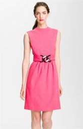 Milly 'Genevieve' Belted Dress