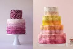 I wish I could decorate cakes! these are amazing!