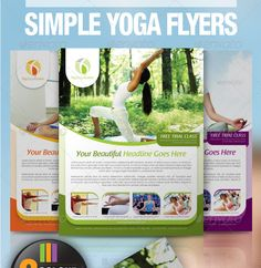 yoga brochure templates free - 1000 images about print designs on pinterest newsletter