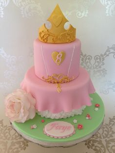 sleeping beauty cake - Google Search
