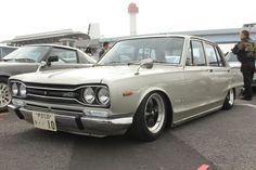 Nissan Skyline GC10 | Lowered, Slammed, JDM