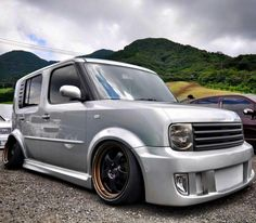 Crossover Suv, City Car, Cubes, Jdm, Toasters, Nissan, Cool Stuff, Classic, Vehicles