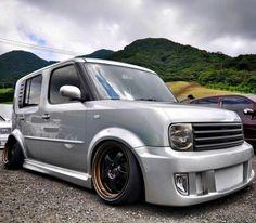 Crossover Suv, City Car, Cubes, Jdm, Toasters, Nissan, Classic, Vehicles, Minivan