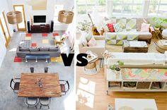 Minimalism vs. Cozy: Where Do You Fall?