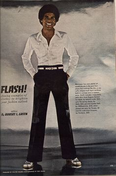 70's Style for Men