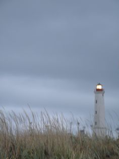 Lighthouse in Hailuoto. Photo has been taken in early morning