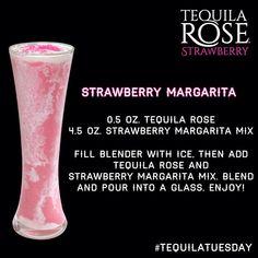Tequila Rose Margarita