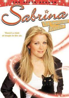 The sixth season of SABRINA THE TEENAGE WITCH follows half-witch Sabrina as she…
