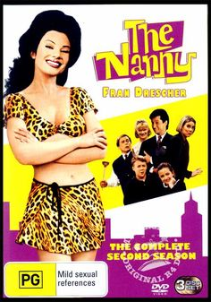 The Nanny - Season 2 (26 Episodes) - Click Photo to Watch