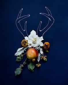 Holiday Antlers No. 4180 / Kari Herer