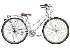 3-Speed Women's Wilshire Bike, White on OneKingsLane.com