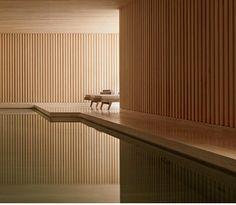 Timber pool