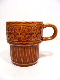 1 vintage mug from Japan by ScribbleFitz on Etsy, $5.00