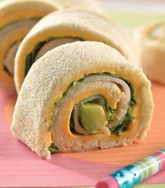 rollo de sandwish