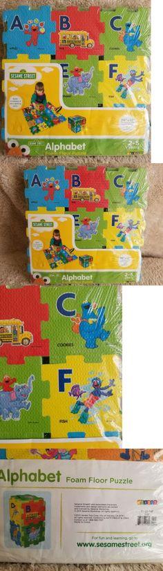Liberty Imports Educational Alphabet Foam Puzzle Floor Mat 12x12 26pcs Dirty Buy One Get One Free Blocks, Tiles & Mats
